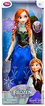 Disney Frozen Anna Dolls