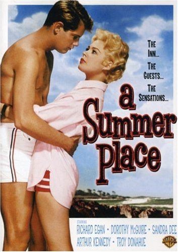 "Cover of ""A Summer Place"""