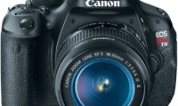Canon EOS Rebel T3i 18 MP Review and Comparison