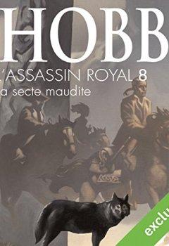 Livres Couvertures de La secte maudite (L'assassin royal 8)