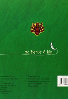 Portada del libro deCrocodilo (Do berce á lúa)