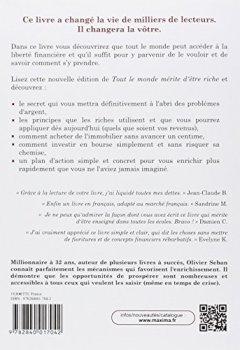Livres Couvertures de TOUT LE MONDE MERITE D'ETRE RICHE - 3ème Edition