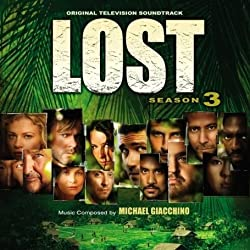 Lost Season 3 Soundtrack cover