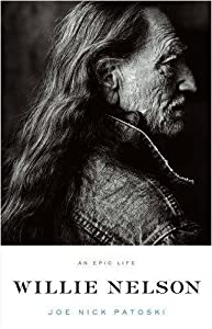 """Cover of """"Willie Nelson: An Epic Life"""""""