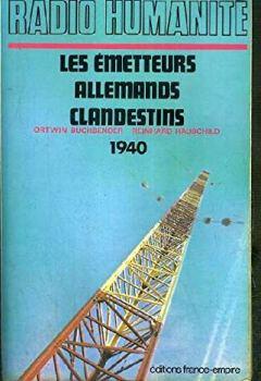 Livres Couvertures de Radio Humanité