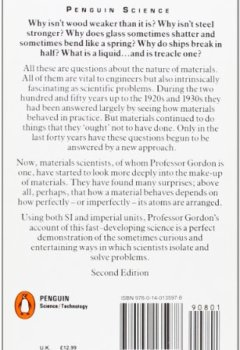 Livres Couvertures de The New Science of Strong Materials: Or Why You Don't Fall Through the  Floor