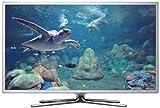 Samsung UE32ES6710 81 cm (32 Zoll) 3D-LED-Backlight-Fernseher, Energieeffizienzklasse B (Full-HD, 400Hz CMR, DVB-T/C/S2) weiß