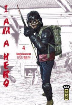 Livres Couvertures de I am a Hero Vol.4