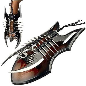 Sword Blade Samurai Night Hunter Fantasy Dagger Claw