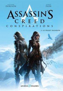 Livres Couvertures de Assassin's Creed - Conspirations, Tome 2 :