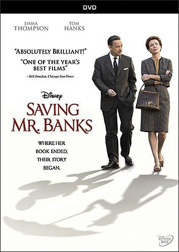 Saving Mr. Banks DVD