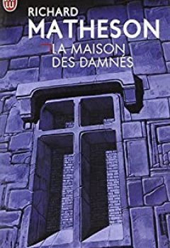 Livres Couvertures de La Maison Des Damnés