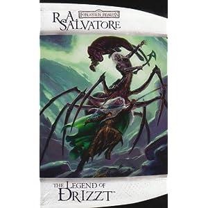A fantasy novel's cover art