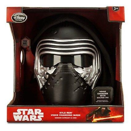Disney Star Wars Kylo Ren Voice Changing Mask -The Force Awakens