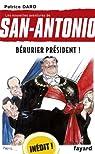 Les nouvelles aventures de San-Antonio, Tome 23 : Berurier président !
