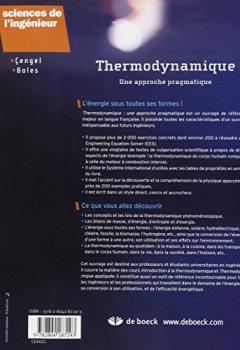 THERMODYNAMIQUE GRATUIT TÉLÉCHARGER PRAGMATIQUE UNE APPROCHE