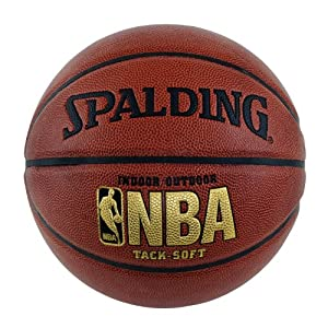 Spalding NBA Tack Soft Indoor/Outdoor Composite Basketball