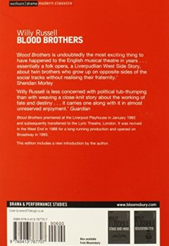 Livres Couvertures de Blood Brothers