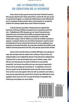 Livres Couvertures de Bill Gates devoile Les 14 principes clés de création de la richesse: Découvrez les ingrédients  mystérieux à l'origine de toutes les grandes fortunes