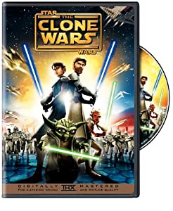 "Cover of ""Star Wars: The Clone Wars (Wide..."