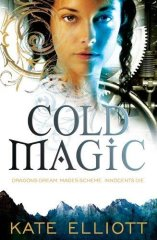 Cold Magic (Spiritwalker, #1)