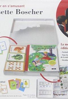 Livres Couvertures de Boscher Valisette + 16 jeux de cartes