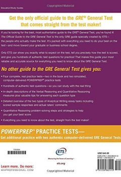 Grandview Book: Télécharger The Official Guide To The Gre
