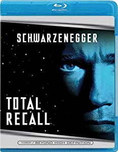 """Cover of """"Total Recall"""""""