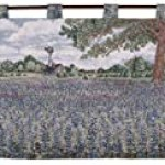 Texas Bluebonnets Flower Wall HangingTapestry 27″ x 36″
