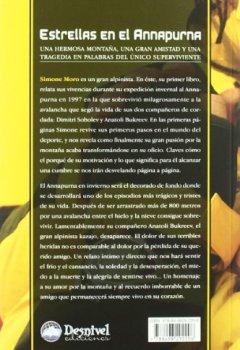 Portada del libro deEstrellas En El Annapurna (Literatura (desnivel))