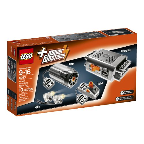 lego technic power function accessory box,video review,8293,(VIDEO Review) LEGO Technic Power Function Accessory box (8293),