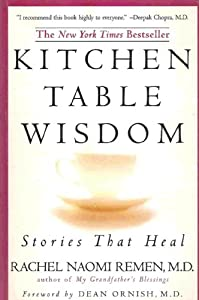 """Cover of """"Kitchen Table Wisdom"""""""