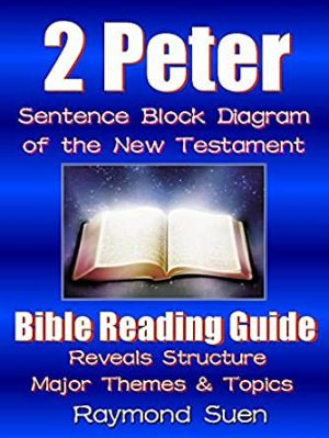 2 Peter  Sentence Block Diagram Method of the New