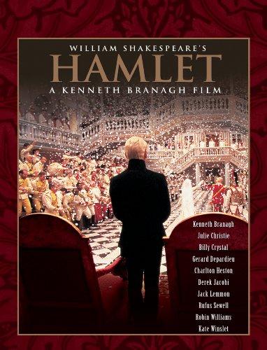 Hamlet 1996 Kenneth Branagh Julie Christie