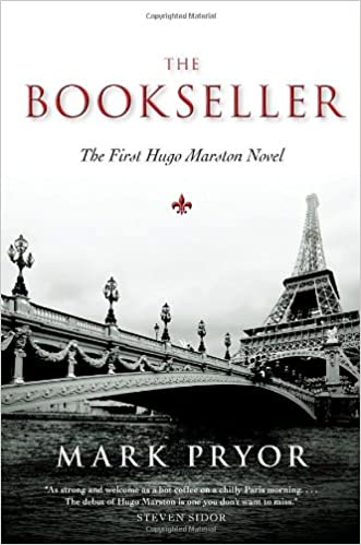Book Cover (The Bookseller