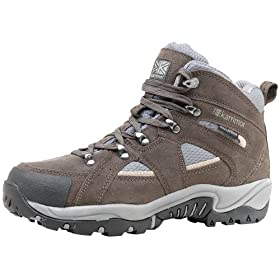 Karrimor mens Mount Mid weathertite Hiking Shoe