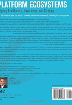 Livres Couvertures de Platform Ecosystems: Aligning Architecture, Governance, and Strategy