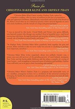 Livres Couvertures de Orphan Train: A Novel
