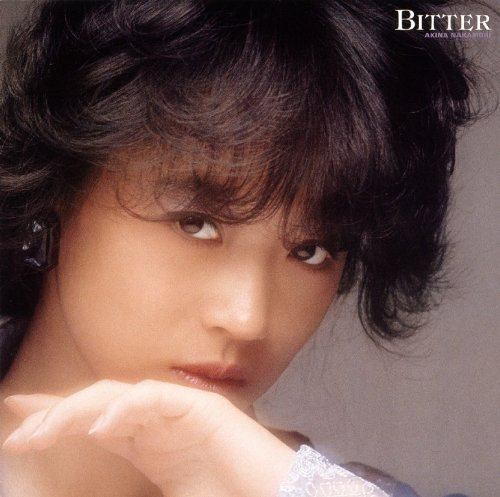 BITTER AND SWEET AKINA NAKAMORI 8TH ALBUM