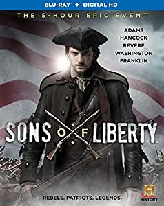 Amazon.com: Sons of Liberty [Blu-ray + Digital Ultraviolet]: Dean ...