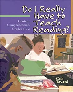 """Cover of """"Do I Really Have to Teach Readi..."""