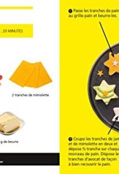 Livres Couvertures de La cuisine des enfants pour les nullissimes