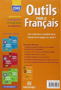 Telecharger Outils Pour Le Francais Cm2 Pdf Ebook