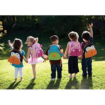 Skip Hop Zoo Pack Little Kid Backpack