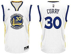 Amazon Com Stephen Curry Golden State Warriors 30 Nba