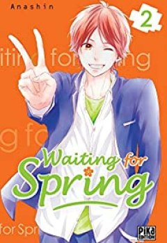 Livres Couvertures de Waiting For Spring, Tome 2