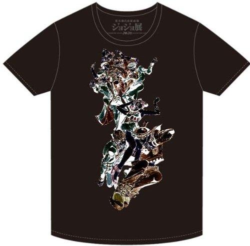 ジョジョ展 限定Tシャツ 25周年記念イラスト ジョースターの血統