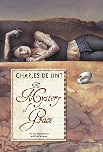 "Cover of ""The Mystery of Grace"""