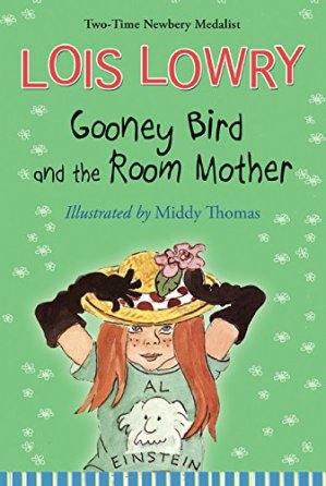 Gooney Bird and the Room Mother (Gooney Bird Greene) by Lois Lowry | Featured Book of the Day | wearewordnerds.com