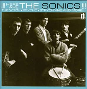 """Cover of """"Here Are the Sonics"""""""